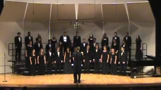 Ezekiel Saw De Wheel by William Dawson 2015 GHP Vocal Majors