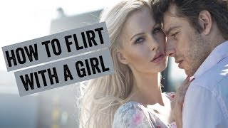 How To Flirt With A Girl To Supercharge Attraction