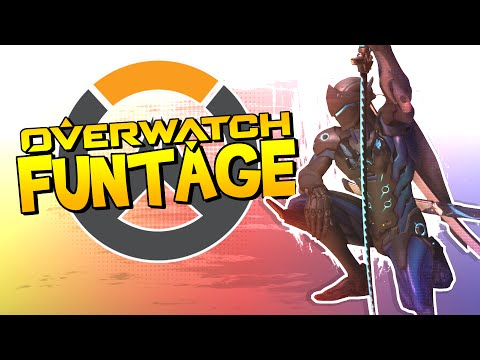 OVERWATCH FUNTAGE! - I Hate McCree, The Bastion Strat & More!