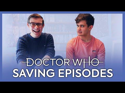 Doctor Who | Saving Episodes