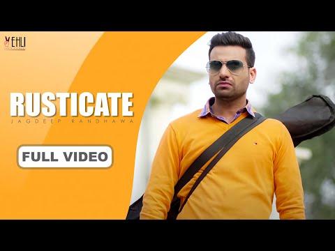 Rusticate (Full Video)|Jagdeep Randhawa|Tarsem Jassar|Latest Punjabi Songs 2015|Vehli Janta Records