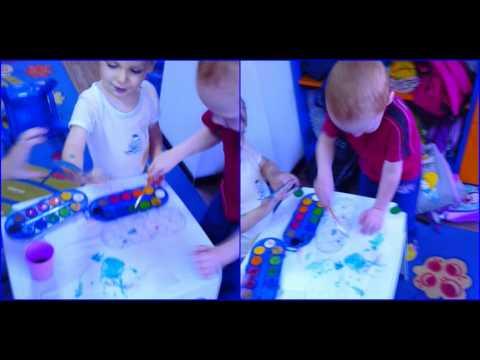 Lumea cifrelor - Doua maini copilul are!