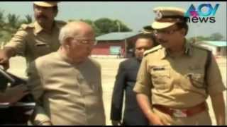 HR Bhardwaj takes charge as Kerala governor