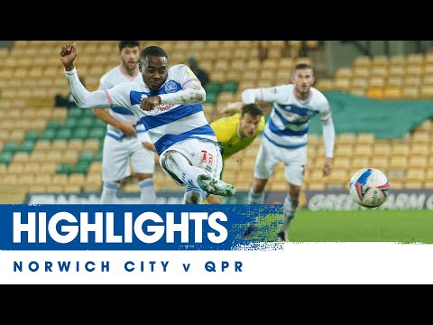 Norwich QPR Goals And Highlights