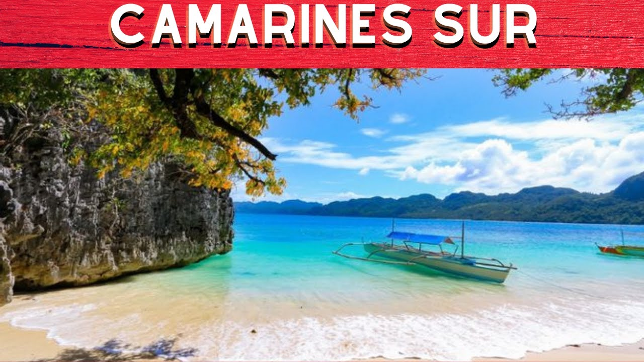 MUST SEE PLACES IN CAMARINES SUR