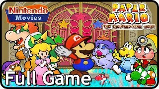 Paper Mario: The Thousand Year Door (Full Game Walkthrough, 10 HP challenge, Everything)