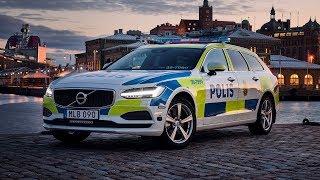 世界上最兇悍的警車竟然不在迪拜,而在這些國家