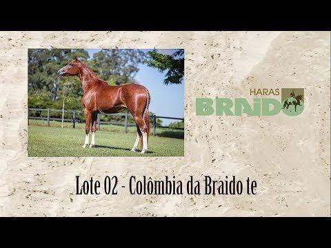 Colômbia da Braido