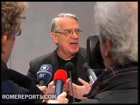 """Lombardi regrets """"questionable journalistic methods"""" in TV program on the Vatican"""