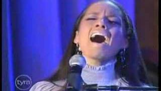 Alicia Keys Like You 39 Ll Never See Me Again Live
