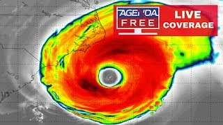 Hurricane Florence LIVE COVERAGE: Zeroing In On East Coast 9/11/18