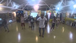 Big Breakdown Hans Dulfer & Candy Dulfer LOCKING CLASS by Jose Luis QFaces Proyecto Urban Dance