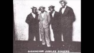 Birmingham Jubilee Singers - What You Gonna Do When The Worlds On Fire