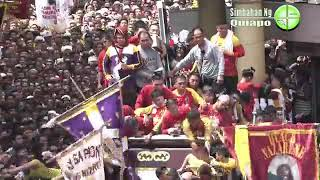 Good Friday 2018 | Return of the Black Nazarene to Quiapo Church | 30 March 2018