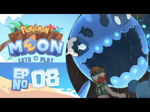 GOD DAMN WISHIWASHI | Pokemon Sun & Moon Let's Play w/ FeintAttacks - Episode 08