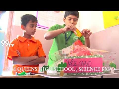 SCIENCE EXPO KLM QUEENS HIGH SCHOOL.