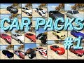 BeamNG.Drive CarPack #1 +20 cars