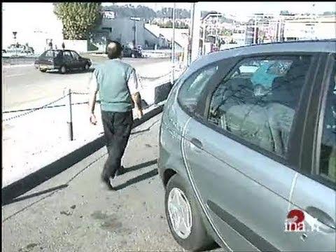 Station essence / Marseille