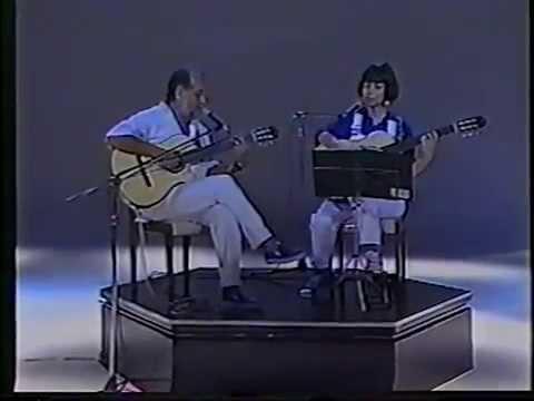 1987 - 30 anos de Bossa Nova - Nara Leão e Roberto Menescal - TV Manchete