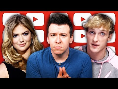 "Guess Who Harassed Kate Upton, Logan Paul Youtube ""Bug"" Controversy, Tide Pod Bill, and More…"