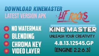 Download How To Download Kinemaster Pro For Free Best Video