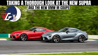 Is the 2020 Supra REALLY Track Worthy?? Let's take a CLOSE Look