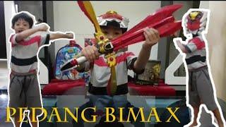 REVIEW PEDANG BIMA X