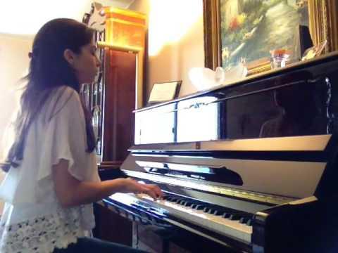 Happy Birthday! Jazzy Piano Arrangement, Jonny May - by Chloe