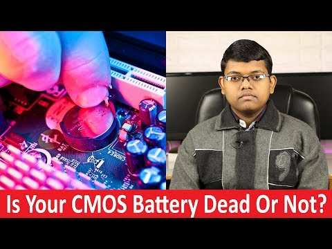 What If CMOS Battery Fails? Explained In Hindi