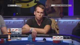 European Poker Tour 10 London 2013 - Super High Roller Episode 3   PokerStars.com