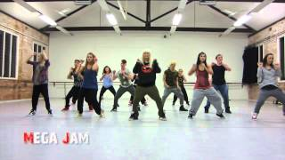 'Fine China' Chris Brown choreography by Jasmine Meakin (Mega Jam)
