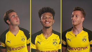 Can you guess them? BVB players hum Christmas songs!
