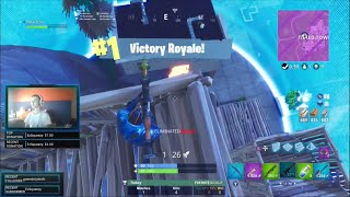 Why The RPG is too Overpowered   Fortnite Battle Royale Solo Win (EDIT)