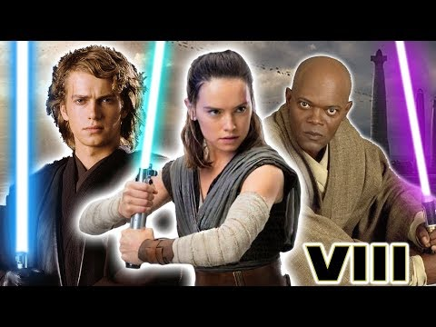 Download Youtube: Daisy Ridley Says REY MORE Powerful than ANAKIN and Mace Windu - Star Wars The Last Jedi Explained