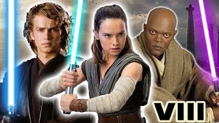 Daisy Ridley Says REY MORE Powerful than ANAKIN and Mace Windu - Star Wars The Last Jedi Explained