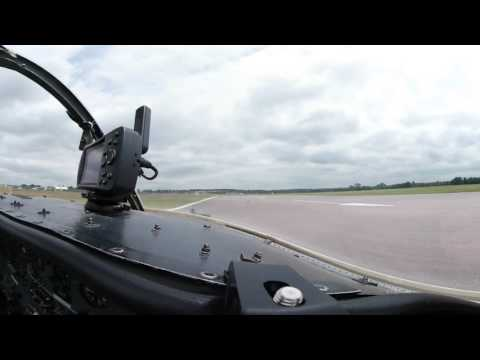 Coventry to Blackbushe in Jet Provost Mk5