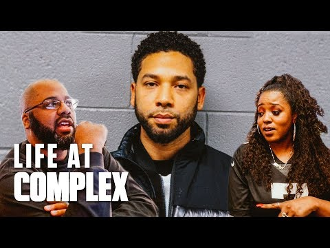 Complex Staffers Discuss The Bizarre Jussie Smollett Story | #LIFEATCOMPLEX