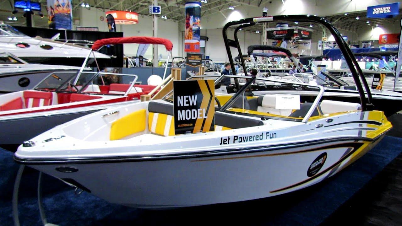 2014 Glastron Gts187 Motor Boat Walkaround 2014 Toronto Boat Show Youtube