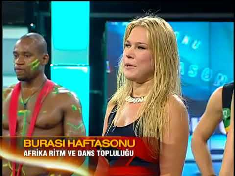 DANS AFRIKA on Haber TV