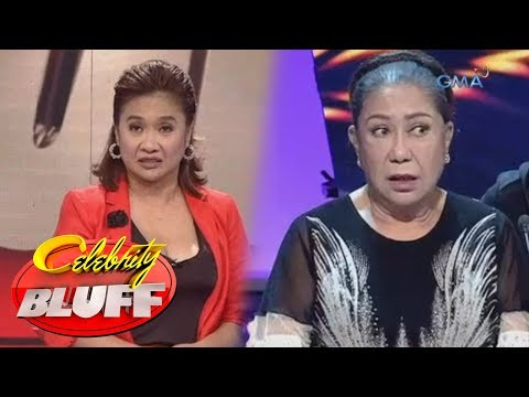'Celebrity Bluff' Outtakes: Eugene Domingo, may trauma na kay Ms. Odette Khan?