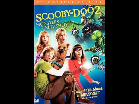 Opening To Scooby Doo 2 Monsters Unleashed 2004 Dvd Youtube
