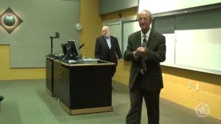 Eugene H. Spafford - Some Musings on Cyber Security by a Cyber Iconoclast - UNH Alvine Lecture