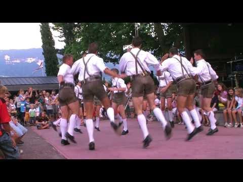 Schuhplattler Tramin Südtirol 2