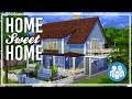 The Sims 4 Speed Build TS4 Parenthood Home Sweet Home