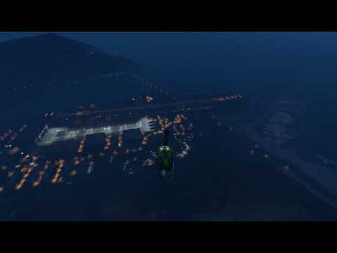 GTA V - Clear to land