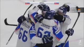 Eishockey WM 2018 - Österreich vs. Slowakei 2:4 / Highlights Sport1