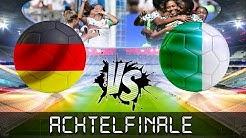 ORAKEL ⚽️ DEUTSCHLAND vs NIGERIA | FRAUEN WM ACHTELFINALE