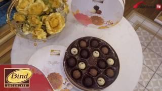 Türkiye'nin İlk Butik Çikolata Üreten Markası Bind Chocolate