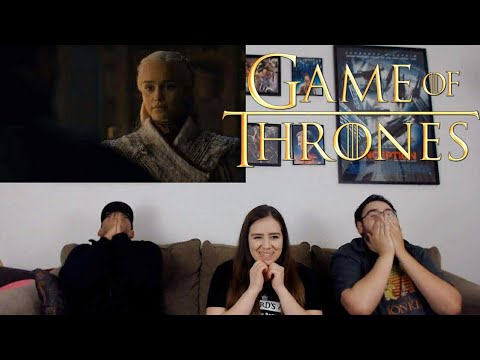 Game of Thrones 8x1 WINTERFELL - Reaction / Review