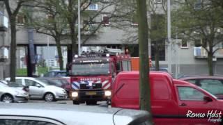 PRIO 1 TS23-1 TS21-1 AL44-1 MOLEN DE BEERKADE ROTTERDAM GEBOUWBRAND